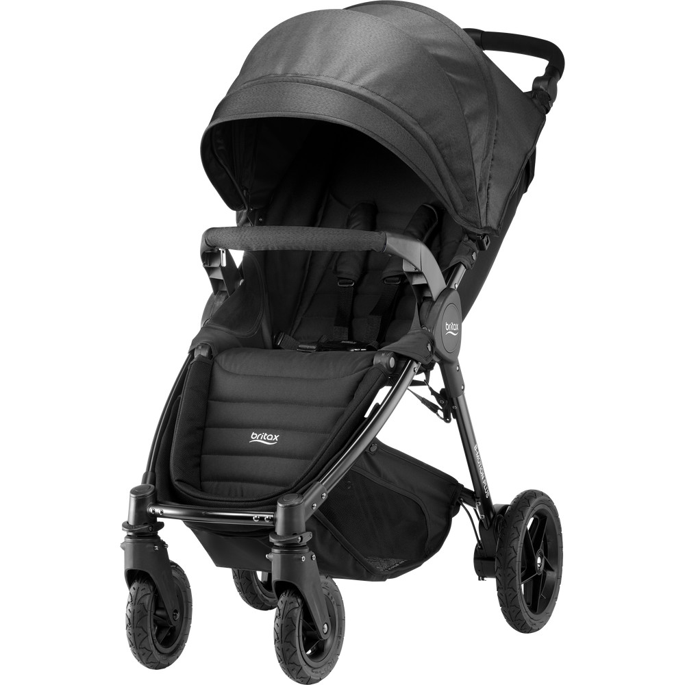 Carucior B-Agile 4 Plus Black Denim Britax thumbnail