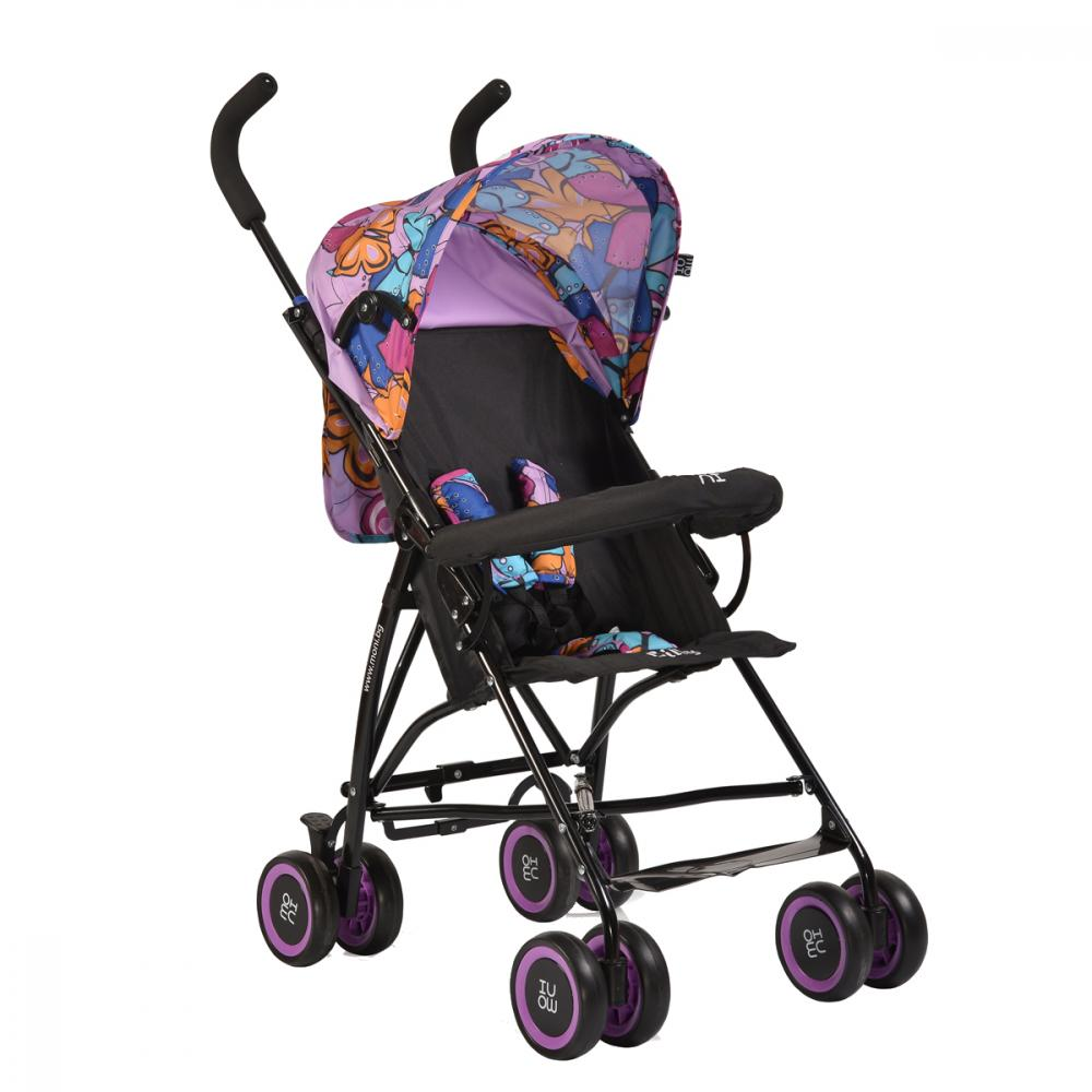 Carucior sport Billy Purple Butterflies thumbnail