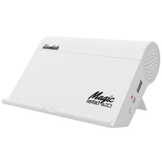 Amplificator De Sunet Wireless Magic Contact Alb thumbnail