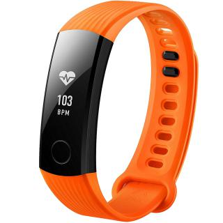 "<font color=""FF00CC"">Promotie!</font> Bratara Fitness Honor Band 3 Standard Edition Portocaliu thumbnail"
