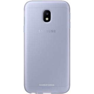 "<font color=""FF00CC"">Promotie!</font> Husa Capac Spate Jelly Albastru SAMSUNG Galaxy J3 2017 thumbnail"