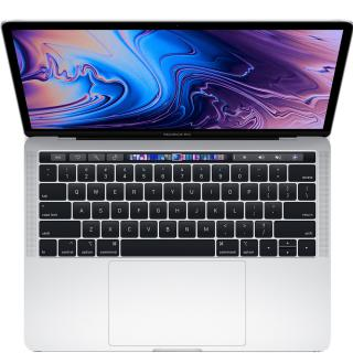 "<font color=""FF00CC"">Promotie!</font> MacBook Pro 13 2019 Argintiu 256GB With Touch Bar thumbnail"