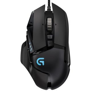 "<font color=""FF00CC"">Promotie!</font> Mouse Gaming G502 RGB Tunable Negru thumbnail"