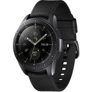 "<font color=""FF00CC"">Promotie!</font> Smartwatch Galaxy Watch 42MM Negru thumbnail"