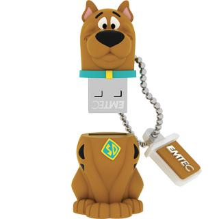 Stick USB 8GB Scooby Doo USB 2.0 HB106 Maro thumbnail