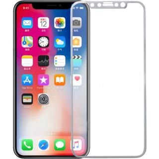 "<font color=""FF00CC"">Promotie!</font> Sticla Securizata Full Body 3D Curved Alb APPLE iPhone 11 Pro, iPhone X thumbnail"