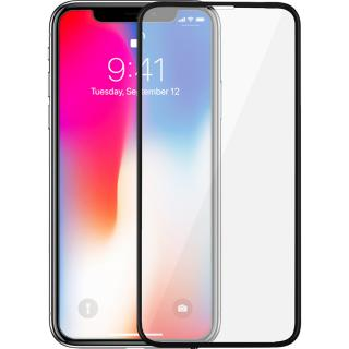 "<font color=""FF00CC"">Promotie!</font> Sticla Securizata Full Body 3D Curved Fata Spate Negru APPLE iPhone 11 Pro, iPhone X thumbnail"