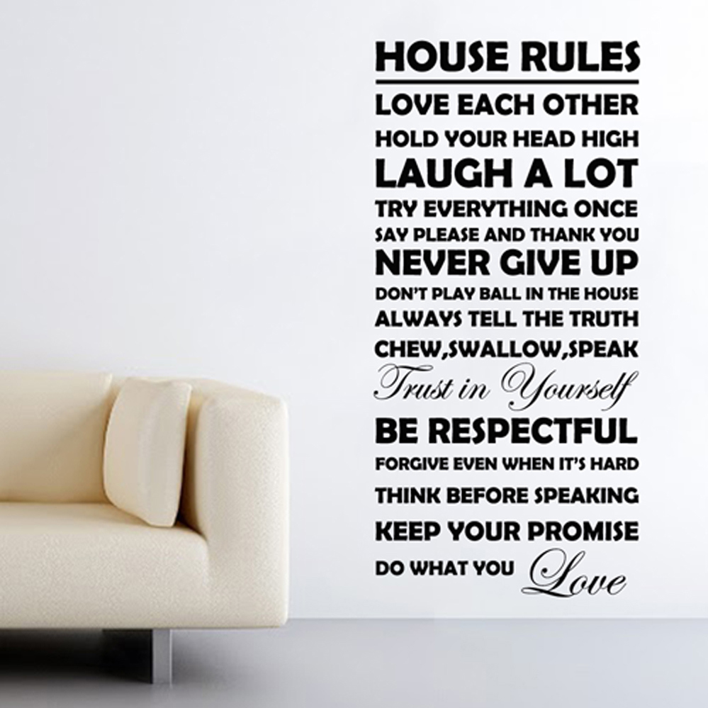 House rules thumbnail