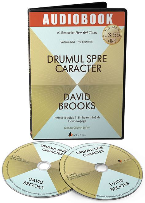 Audiobook. Drumul spre caracter - David Brooks thumbnail