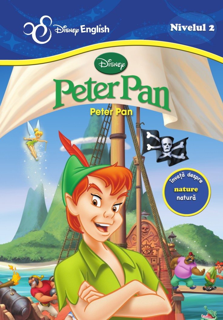 Peter Pan. Peter Pan - Disney english nivelul 2 thumbnail