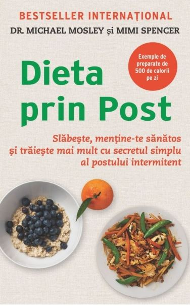 Dieta prin post - Michael Mosley, Mimi Spencer thumbnail