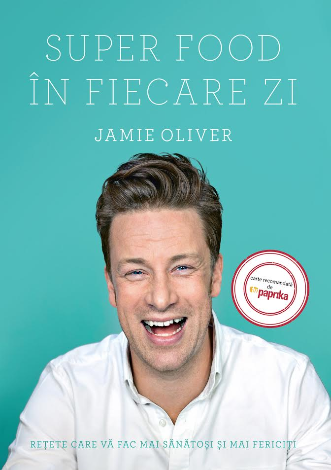 Super Food in fiecare zi - Jamie Oliver thumbnail