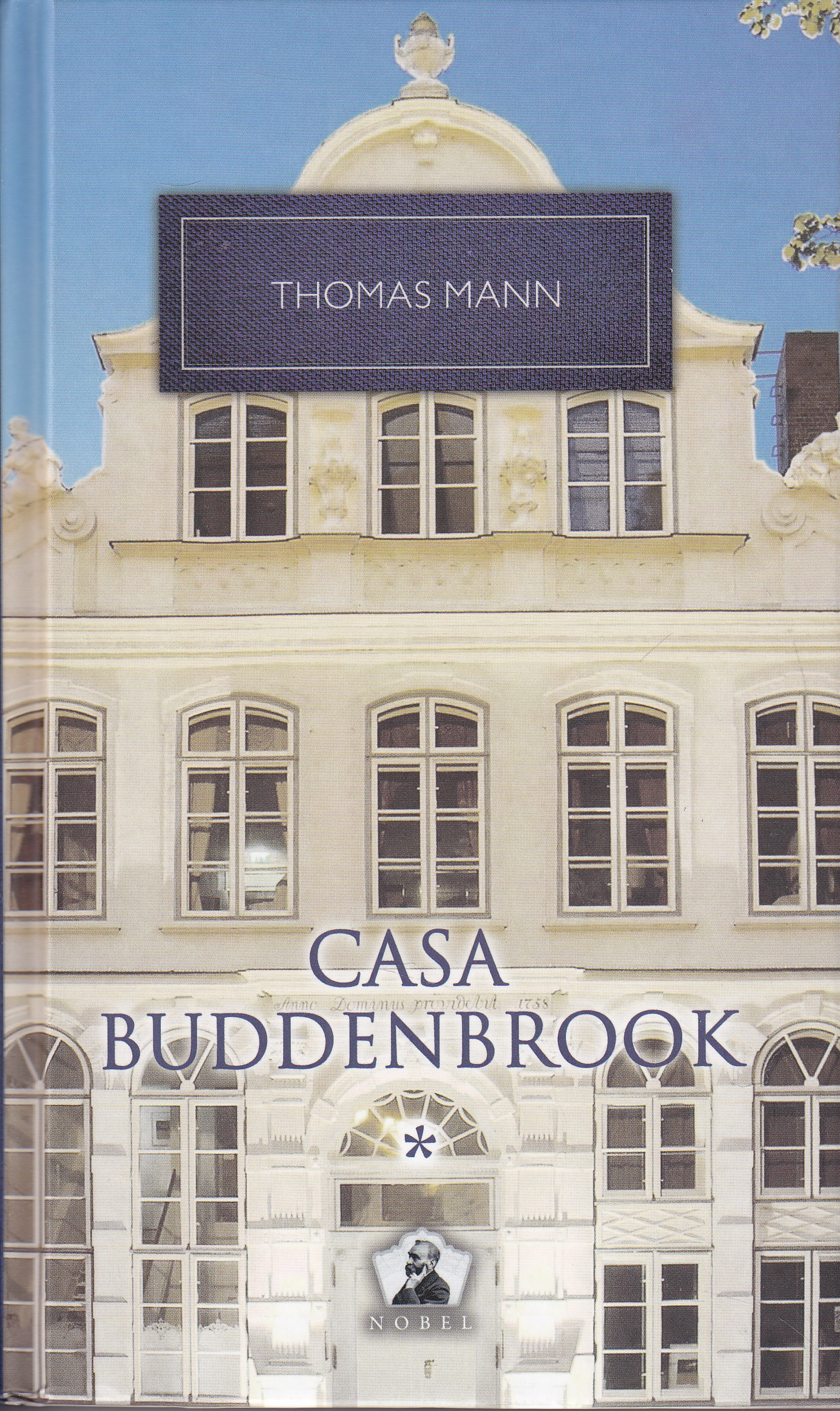 Casa Buddenbrook Vol.1 - Thomas Mann thumbnail