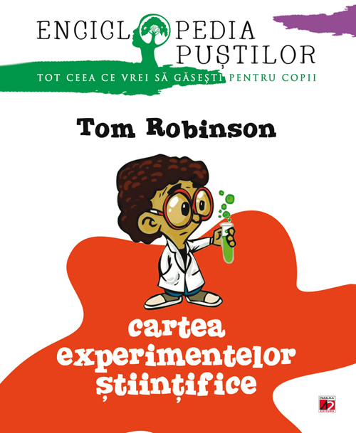 Cartea experimentelor stiintifice - Tom Robinson thumbnail