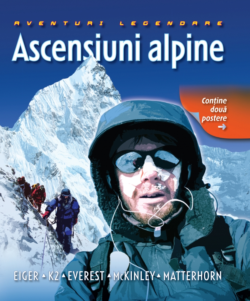 Ascensiuni alpine - Aventuri legendare thumbnail