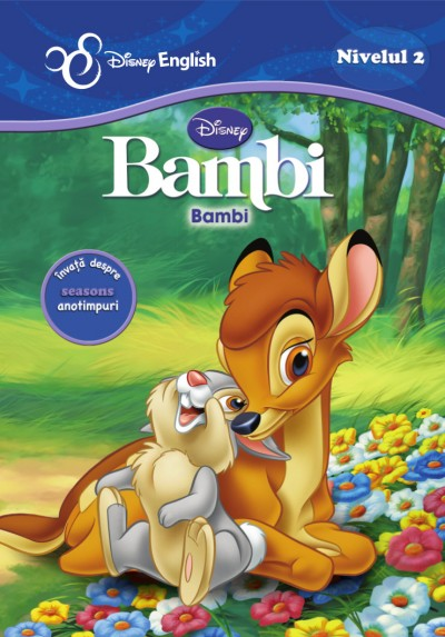 Bambi. Bambi - Disney English Nivelul 2 thumbnail