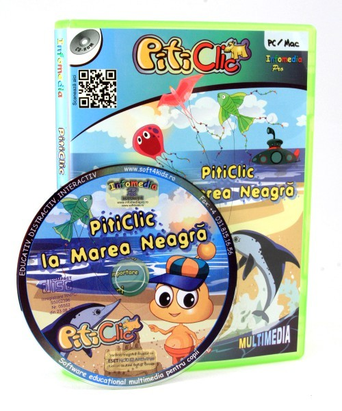 CD PitiClic - Piticlic la Marea Neagra thumbnail