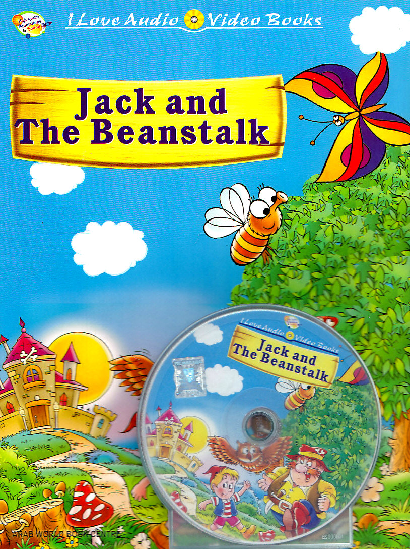 Jack and the Beanstalk + CD thumbnail