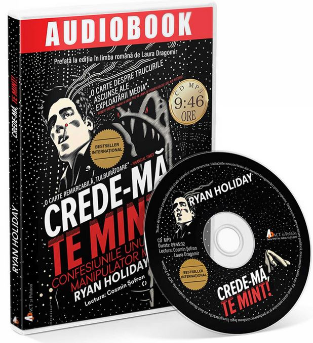 CD Crede-ma, te mint! - Ryan Holiday thumbnail