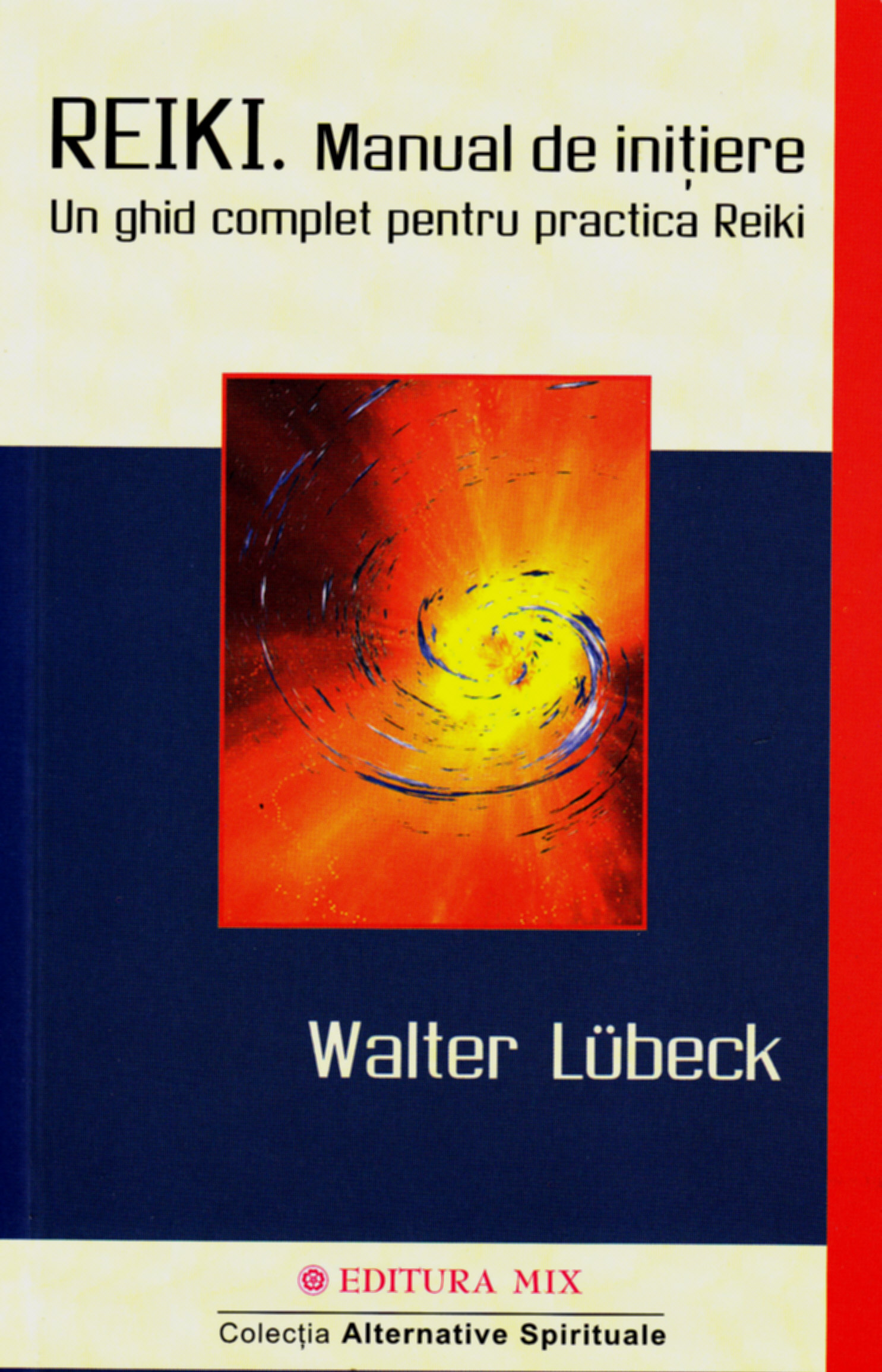 Reiki - Manual De Initiere - Walter Lubeck thumbnail