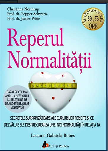 CD Reperul normalitatii - Chrisanna Northrup thumbnail