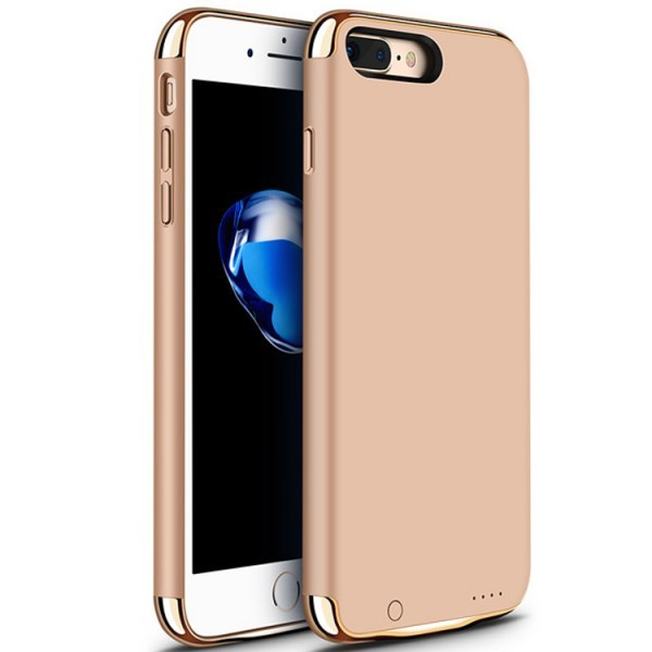 Husa Baterie Ultraslim iPhone 7, iUni Joyroom 2500mAh, Gold thumbnail