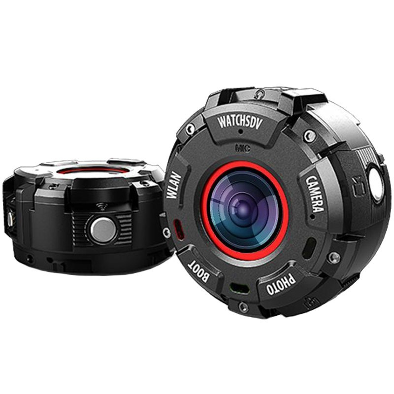 Camera Video Sport iUni Dare S100i, Wi-Fi, Full HD, 150 grade, Camera subacvatica thumbnail