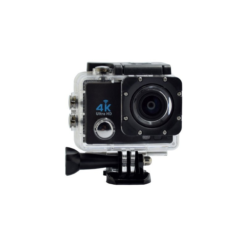 Camera Sport ActionCam SJ9000 UltraHD 4K @ 30fps WiFi 16.0MP Black RESIGILATA thumbnail
