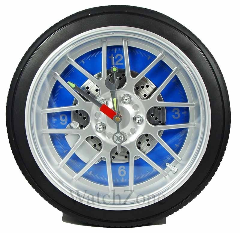Ceas de perete anvelopa WHEEL CLOCK thumbnail
