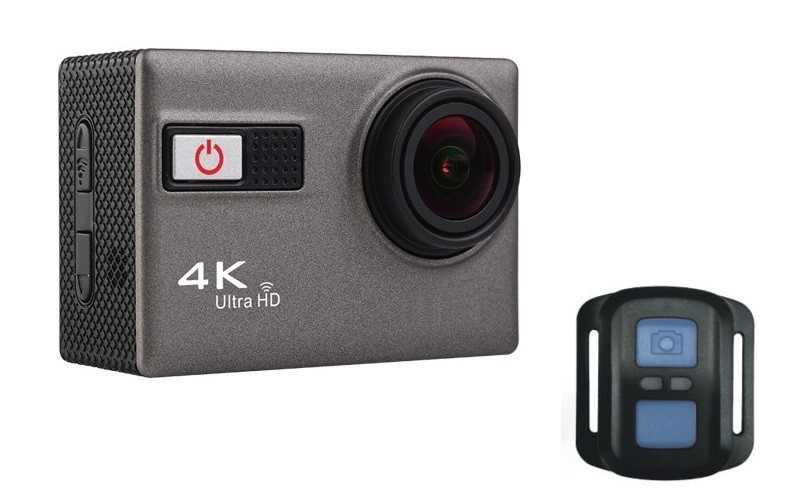 Camera Video Sport 4K 24fps iUni Dare 95i, WiFi, telecomanda, mini HDMI, 2 inch LCD, + Sport Kit thumbnail