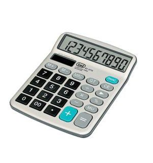 Calculator Electronic Argintiu