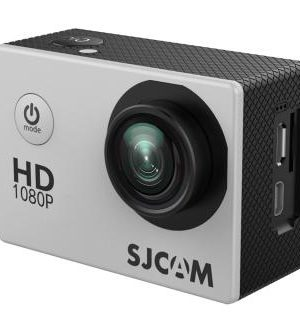 Camera Sport Full HD 1080p 12MP Argintiu